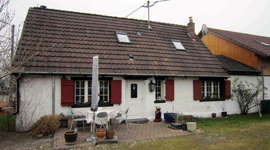 Maison à rénover