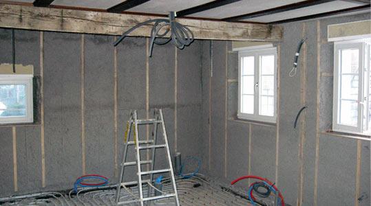 Iti isolation thermique par l 39 int rieur isoleco for Etancheite mur sous sol interieur