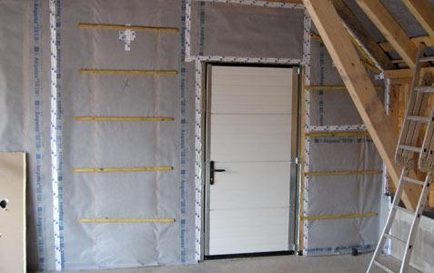 Iti isolation thermique par l 39 int rieur isoleco for Isoler le sol du garage